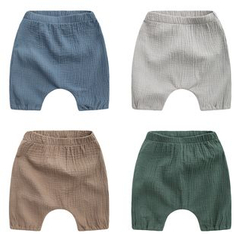 lalalove - Kids Plain Harem Pants