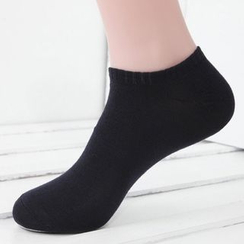 MUMBLE - 纯色短袜