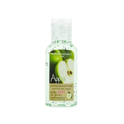 Nature Republic - Hand And Nature Sanitizer Gel (Ethanol) - Apple 30ml