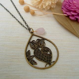 MyLittleThing - Forest Owl Necklace