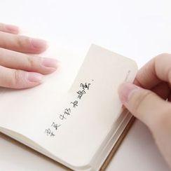 雲木良品 - 純色小筆記本