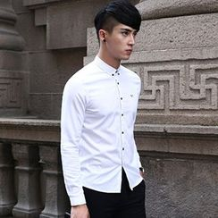 WOOG - Long-Sleeve Oxford Shirt