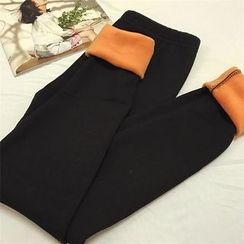 Whitney's Shop - Fleece Lined Leggings