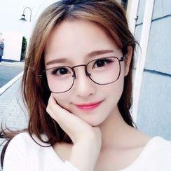 MOL Girl - Metallic Glasses Frame