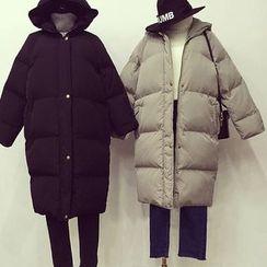 Tiny Times - 夾棉大衣