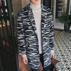 Rory Jerry - Patterned Coat