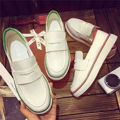 时尚麦乐 - 乐福鞋