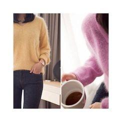 MASoeur - V-Neck Wool Sweater