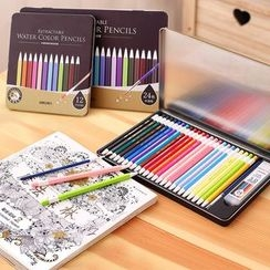 Stardusk - Mechanical Water Colour Pencil Set