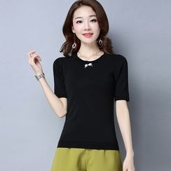 Romika - Short-Sleeve Knit Top