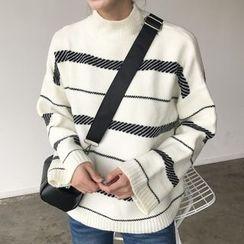 Cloud Nine - Striped Sweater