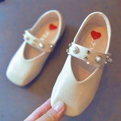 BOOM Kids - 小童缀饰平跟鞋