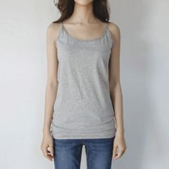 JUSTONE - Cotton Camisole Top