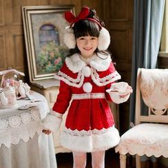 糖果雨 - 小童长大衣