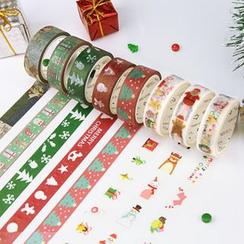 OH.LEELY - Christmas Masking Tape