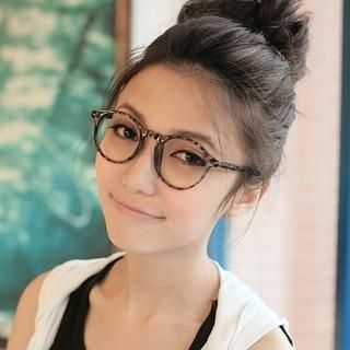 Cuteberry - Round Vintage Glasses