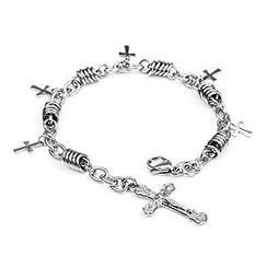 Andante - Cross Bracelet