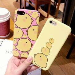 Rainbow Home - Chick Print Mobile Phone Case - Apple iPhone 6 / 6 Plus / 7 / 7 Plus