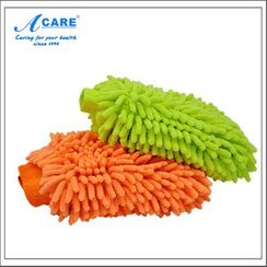 Acare - Coral Fleece Cleaning Glove