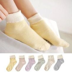Kleggings - Two-Tone Socks