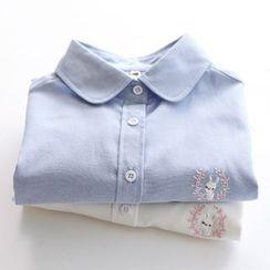 Bonbon - Embroidered Blouse