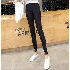 Jenny's Couture - Plain Skinny Pants