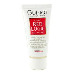 Guinot - Red Logic Face Cream For Reddened and Reactive Skin