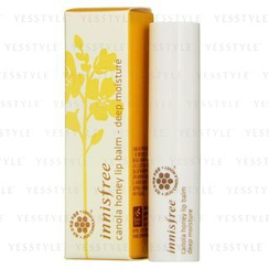 Innisfree - Canola Honey Lip Balm (Deep Moisture)