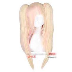 Coshome - Kiryu Isshiki Hiyori Cosplay Wig