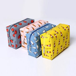 Evorest Bags - 印花拉链小包