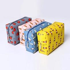 Evorest Bags - 印花拉鏈小包
