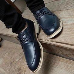 Easy Steps - 仿皮牛津鞋