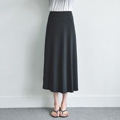JUSTONE - Colored Long Skirt