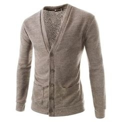 TheLees - V-Neck Cardigan