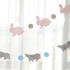 KIITOS - Animal Decorative Bunting