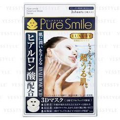 Sun Smile - Pure Smile 3D Luxury Mask (Hyaluronic Acid)