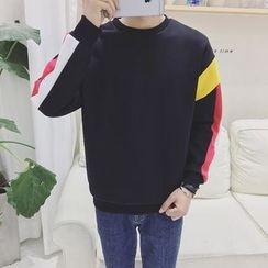 JORZ - Color Block Sweatshirt