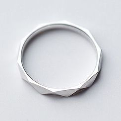 A'ROCH - 925 Sterling Sliver Metal Ring