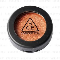 3 CONCEPT EYES - One Color Shadow - Sparkling (Star Seed Orange)