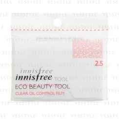 悦诗风吟 - Eco Beauty Tool Clear Oil Control Film