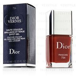 Christian Dior - Dior Vernis Couture Colour Gel Shine and Long Wear Nail Lacquer - # 754 Pandore