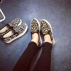 Micha - 豹紋輕便鞋