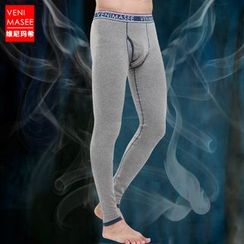 Veni Masee - Home Clothing Fleece-Lined Tights