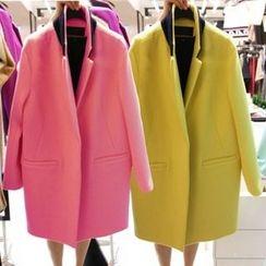 Sienne - Wool Blend Coat