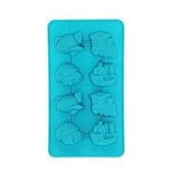 Lexington - Silicone Vehicle Chocolate & Ice Cubes Tray