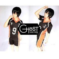 Ghost Cos Wigs - 角色扮演假髮 -  排球少年!! 影山飛雄