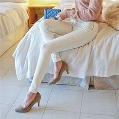 Styleberry - Zip-Side Skinny Pants