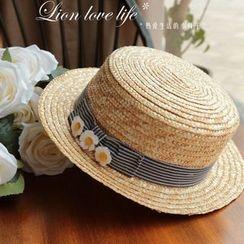 Azuki - Bow Sun Hat