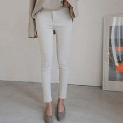 Hello sweety - Colored Skinny Pants