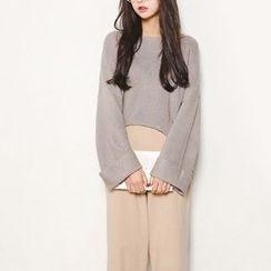 Meimei - Plain Sweater